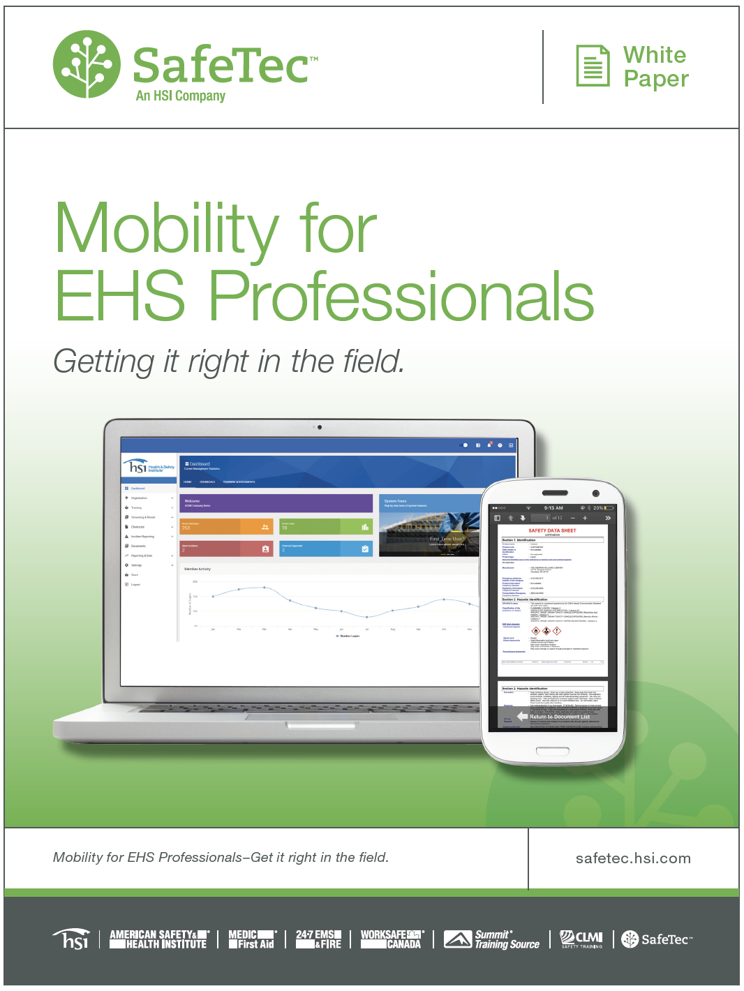 Mobility for EHS Management Systems White Paper