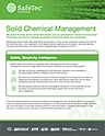 Safetec Solid Chemical Management