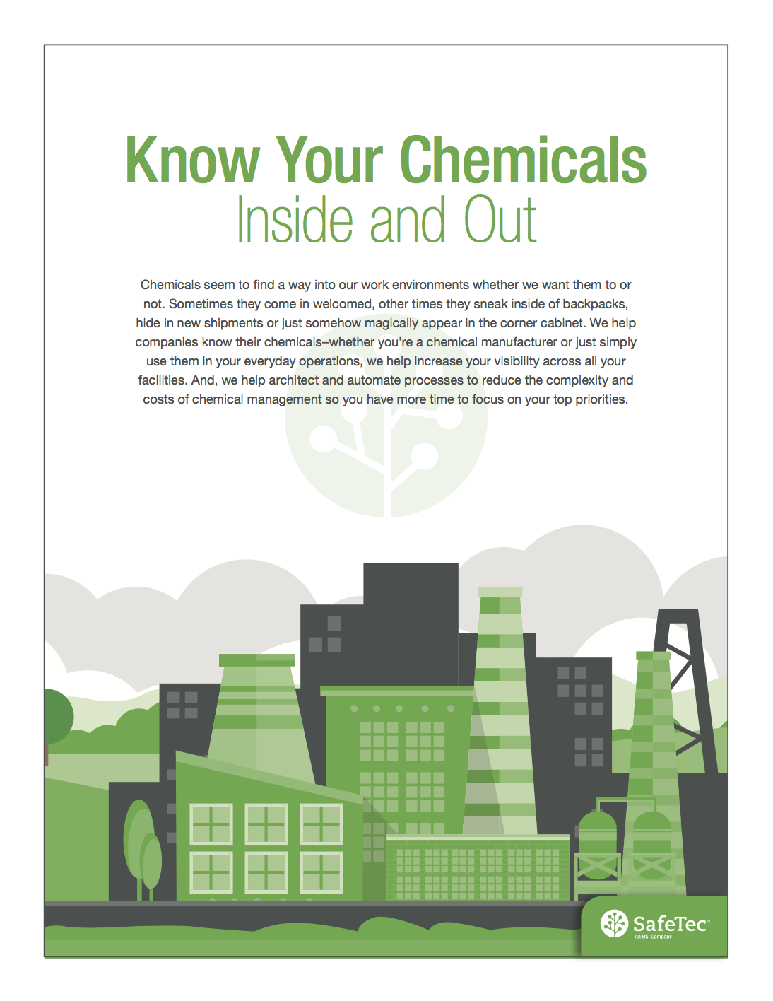 Know Your Chemicals Inside and Out eBook